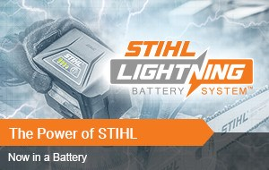 The Power of STIHL Lightning